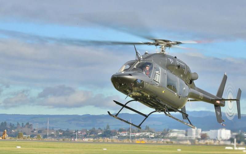 Tauranga to Auckland Airport Coporate Helicopter Transfer